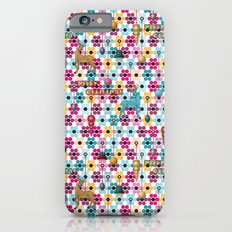 70's Christmas Ornaments iPhone 6s Slim Case