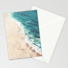 Beach Nazare Stationery Cards