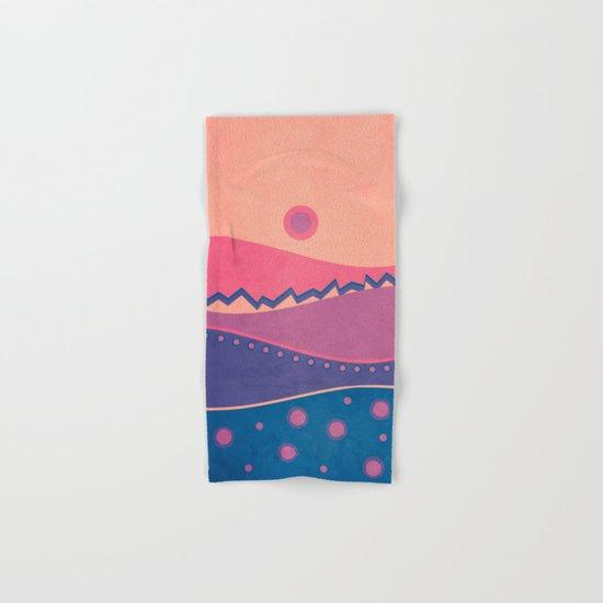 Landscape C.01 Hand & Bath Towel