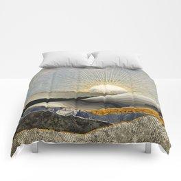 Morning Sun Comforters
