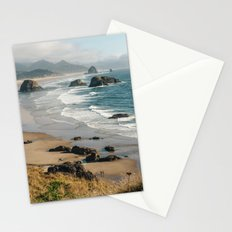 Alone in the beauty of the earth Stationery Cards