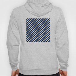 TEAM COLORS 1…Black, navy and white team  colors Hoody
