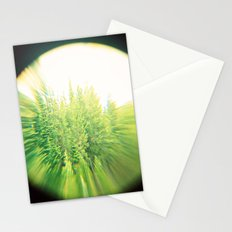 Sometimes, you need to look at life from a different perspective Stationery Cards