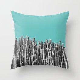 Cacti 01 Throw Pillow