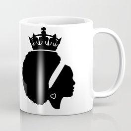 African American - All Hail the Queen Coffee Mug