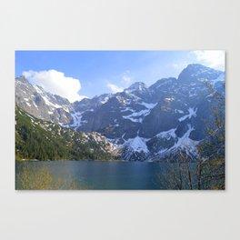 Breathtaking View Canvas Print