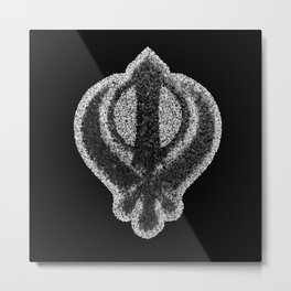 Many Paths of One Humanity - 6 of 7 - Sikhism Metal Print