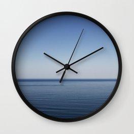 The open Ocean 2 Wall Clock