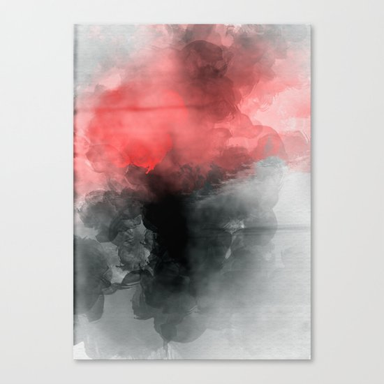 love is not just smoke Canvas Print