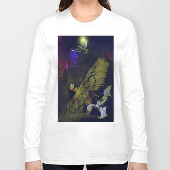 The revelation of the angel Long Sleeve T-shirt