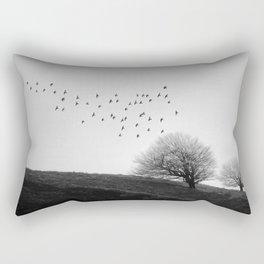 Blaen Bran, Cwmbran, South Wales, UK - 04 Rectangular Pillow
