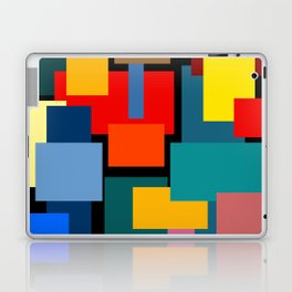 Color Blocks #8-2 Laptop & iPad Skin