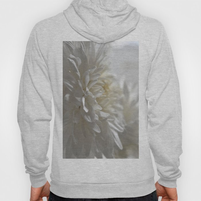 Chrysanthemum Textures Hoody