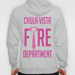 Chula Vista Fire Department Hoody