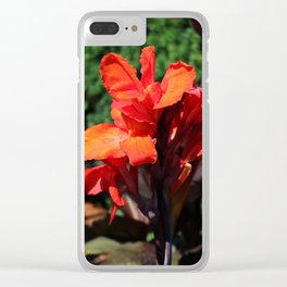 And There You Have It Clear iPhone Case