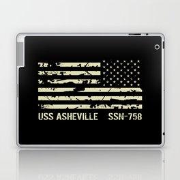 USS Asheville Laptop & iPad Skin