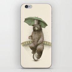 Frederick iPhone & iPod Skin