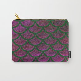Pear Punch Scales Carry-All Pouch