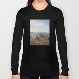 Running Horses Long Sleeve T-shirt