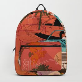Miami Vibes Backpack
