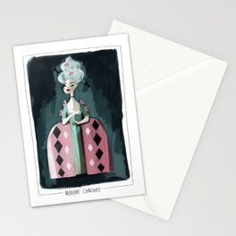 Madame Carnivale Stationery Cards