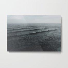 Surf #3 Metal Print