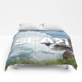 SEA>i | HEAVEN'S POINT Comforters