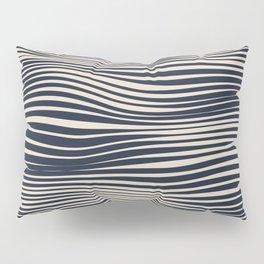 Waving Lines Pillow Sham