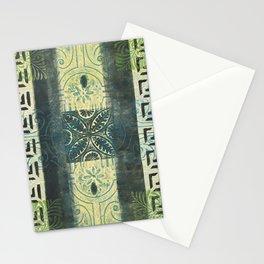 Monoprint 6 Stationery Cards