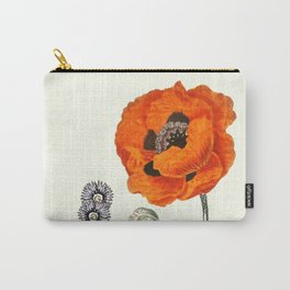 Poppy fantastic  Carry-All Pouch