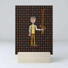 Eniyi Arkadaş at 26 Years of Age Mini Art Print