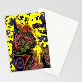 Feline Demension Stationery Cards