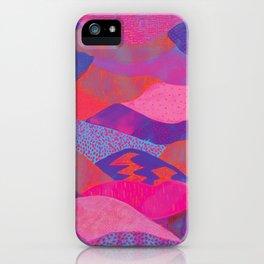 Mountain Life iPhone Case
