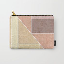 Simple geometric pattern. 2 Carry-All Pouch