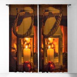 Merry Christmas Blackout Curtain