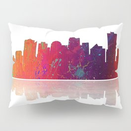 Skyline Edmonton 1 Pillow Sham