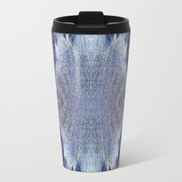 163 - water abstract design Travel Mug