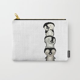 Penguin totem Carry-All Pouch