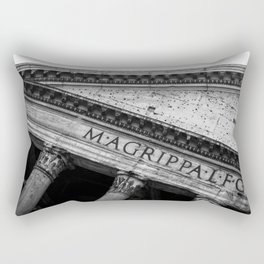 The Pantheon Rectangular Pillow