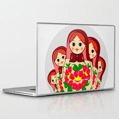 babushka Laptop & iPad Skin