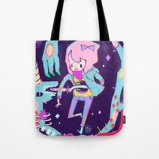 Time hole unicorn Tote Bag