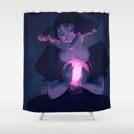 Lumos Shower Curtain
