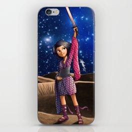Mercury Princess iPhone Skin