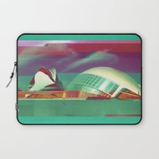 Valencia, Spain | Project L0̷SS   Laptop Sleeve