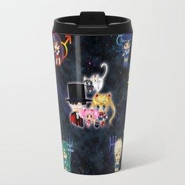 Sailor Moonies Travel Mug