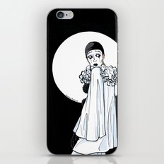 Pierrot iPhone & iPod Skin