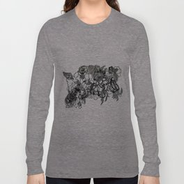 The Anatomy of Thought 3 Long Sleeve T-shirt