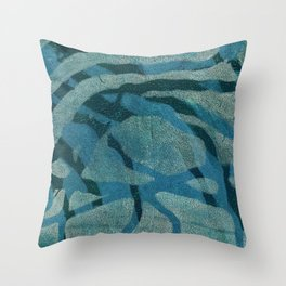 Abstract No. 126 Throw Pillow