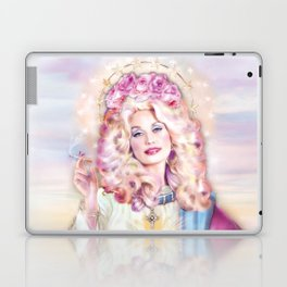 Saint Dolly Parton Laptop & iPad Skin