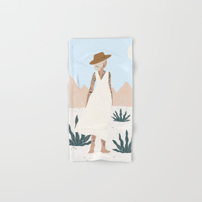 white sands Hand & Bath Towel